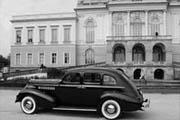 Limousine Buick